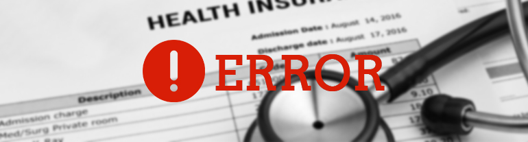 Top Medical Billing Errors