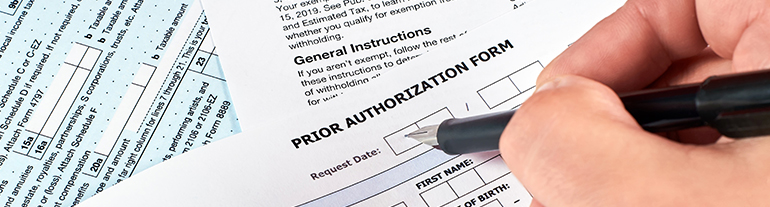 Prior Authorization Process Improvement